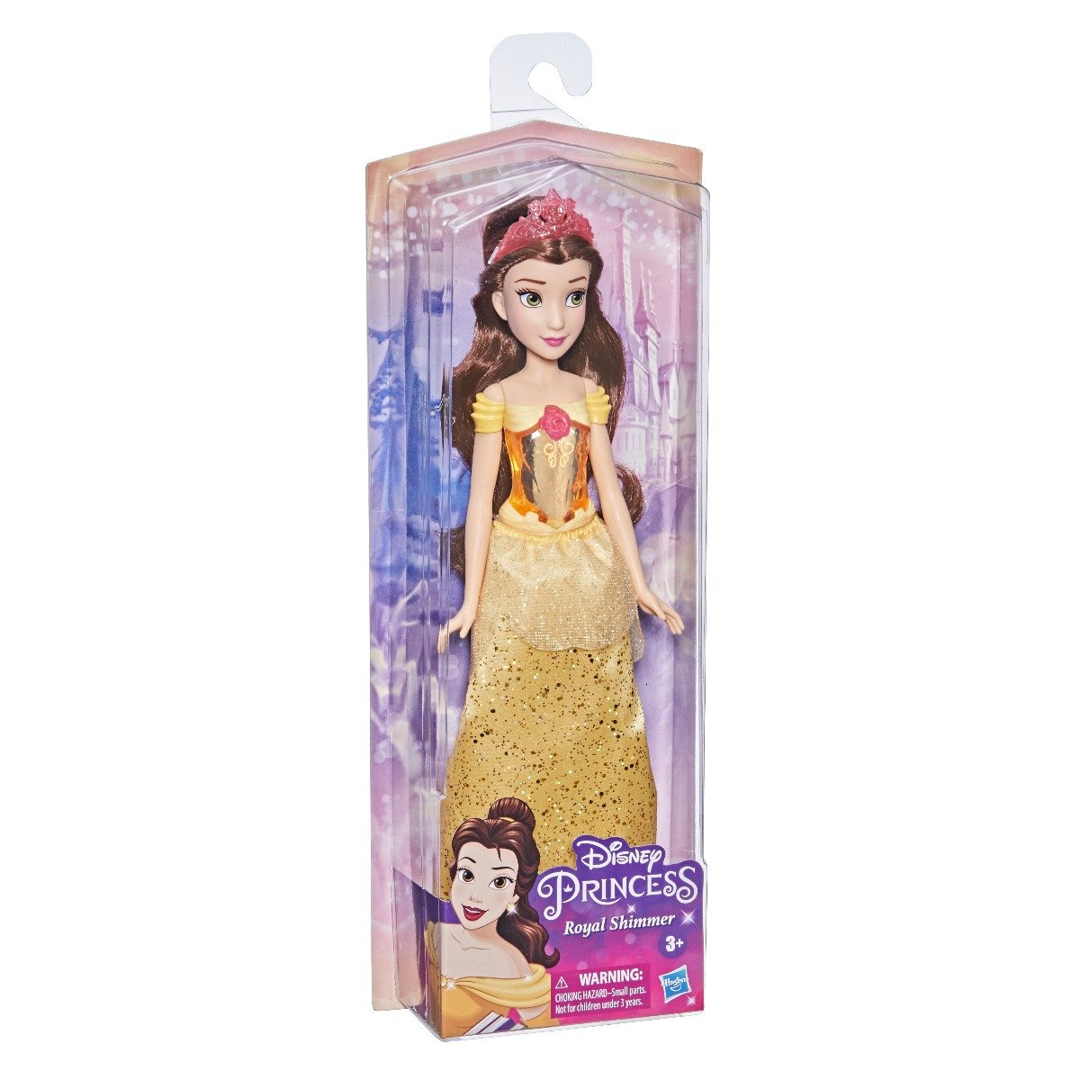 Papusa Belle Disney Princess Royal Shimmer