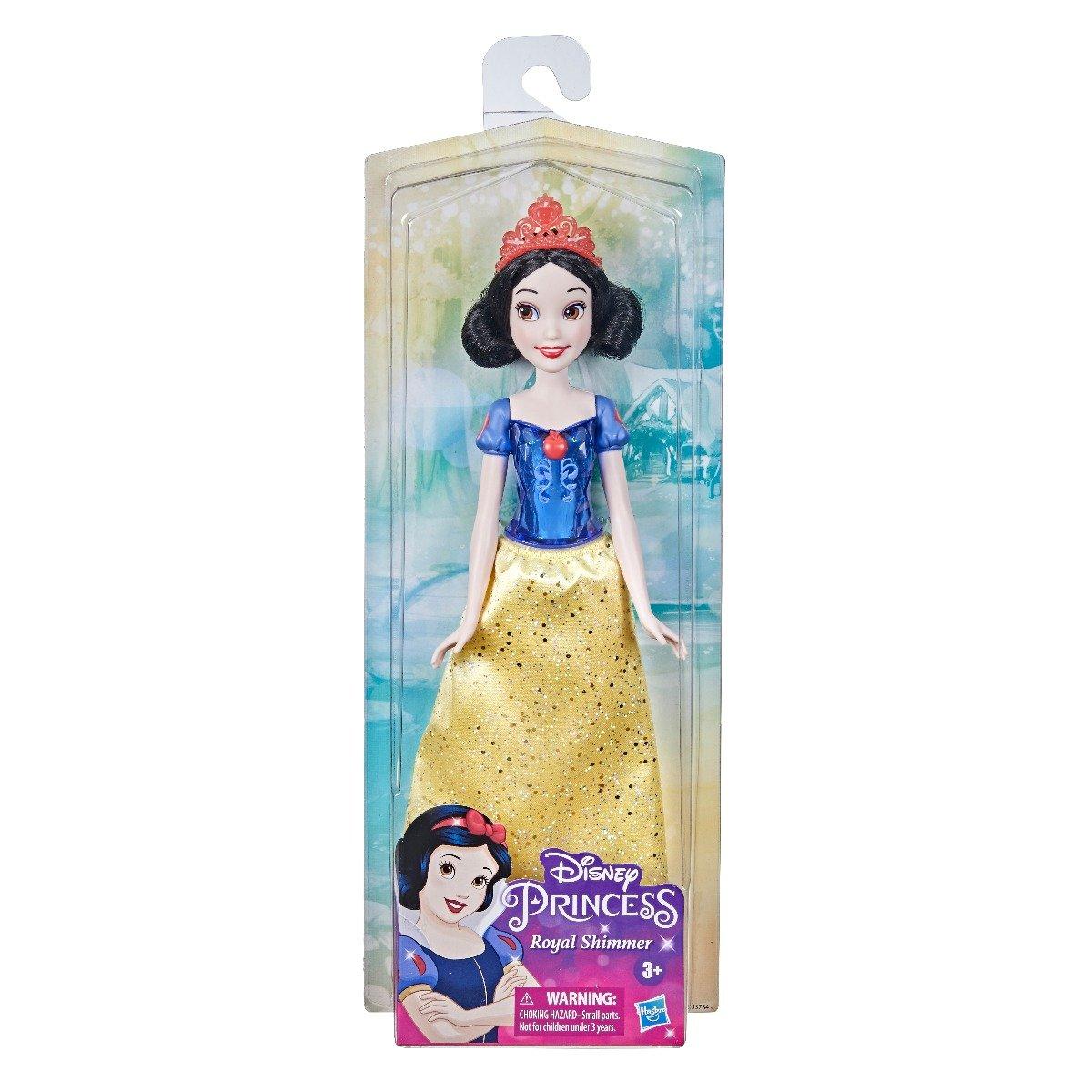 Papusa Alba ca Zapada Disney Princess Royal Shimmer