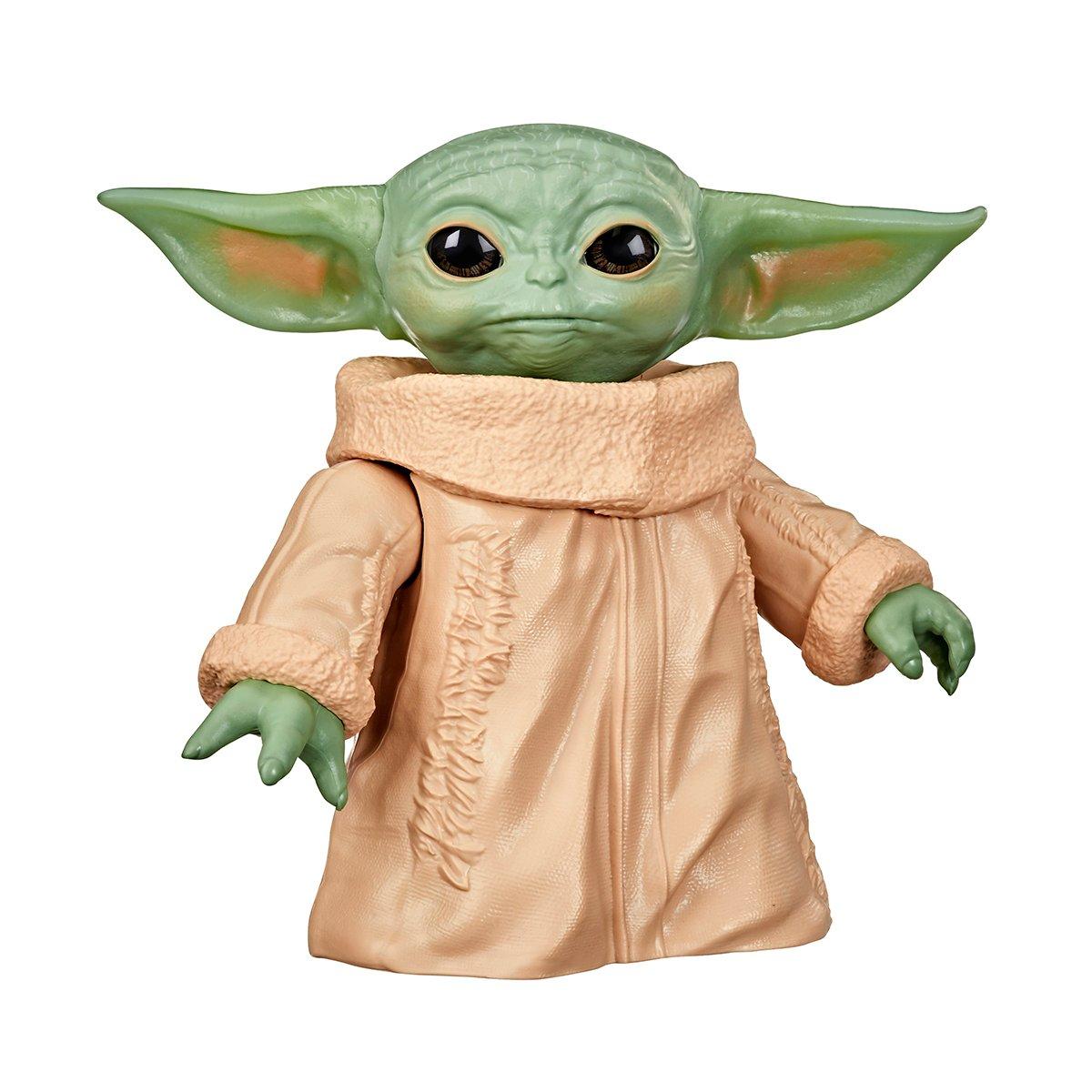 Figurina Star Wars Baby Yoda, 16.5 cm