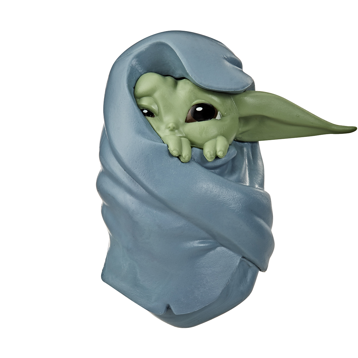 Figurina Star Wars Baby Yoda, Blanket Wrapped, F12215l00, 6 cm