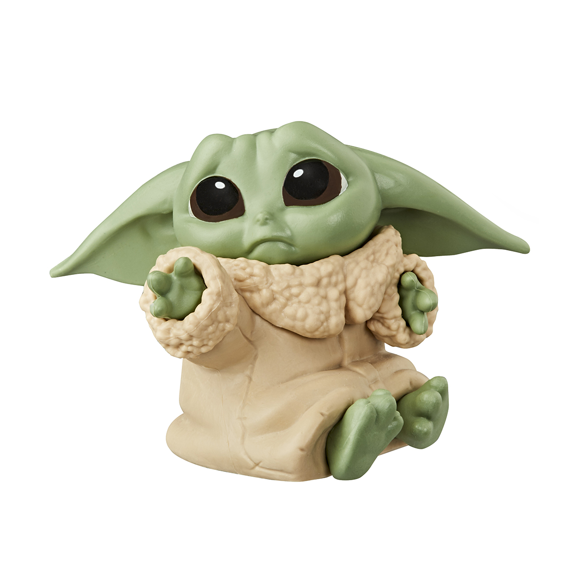 Figurina Star Wars Baby Yoda, Hold Me, F12195l00, 6 cm