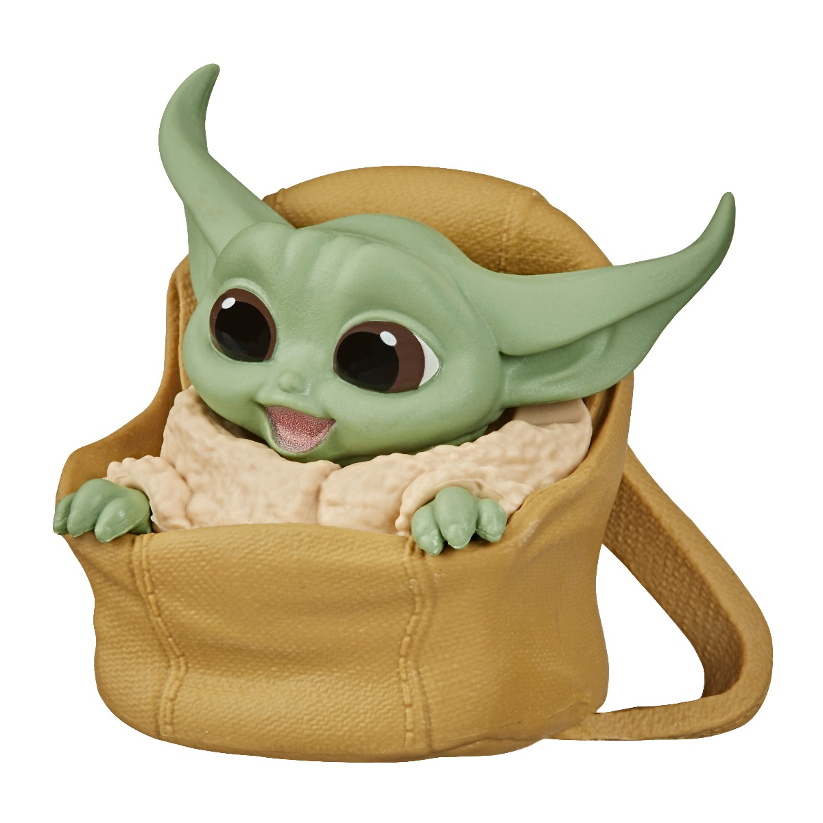 Figurina Star Wars Baby Yoda, Ride, F14775L00, 6 cm