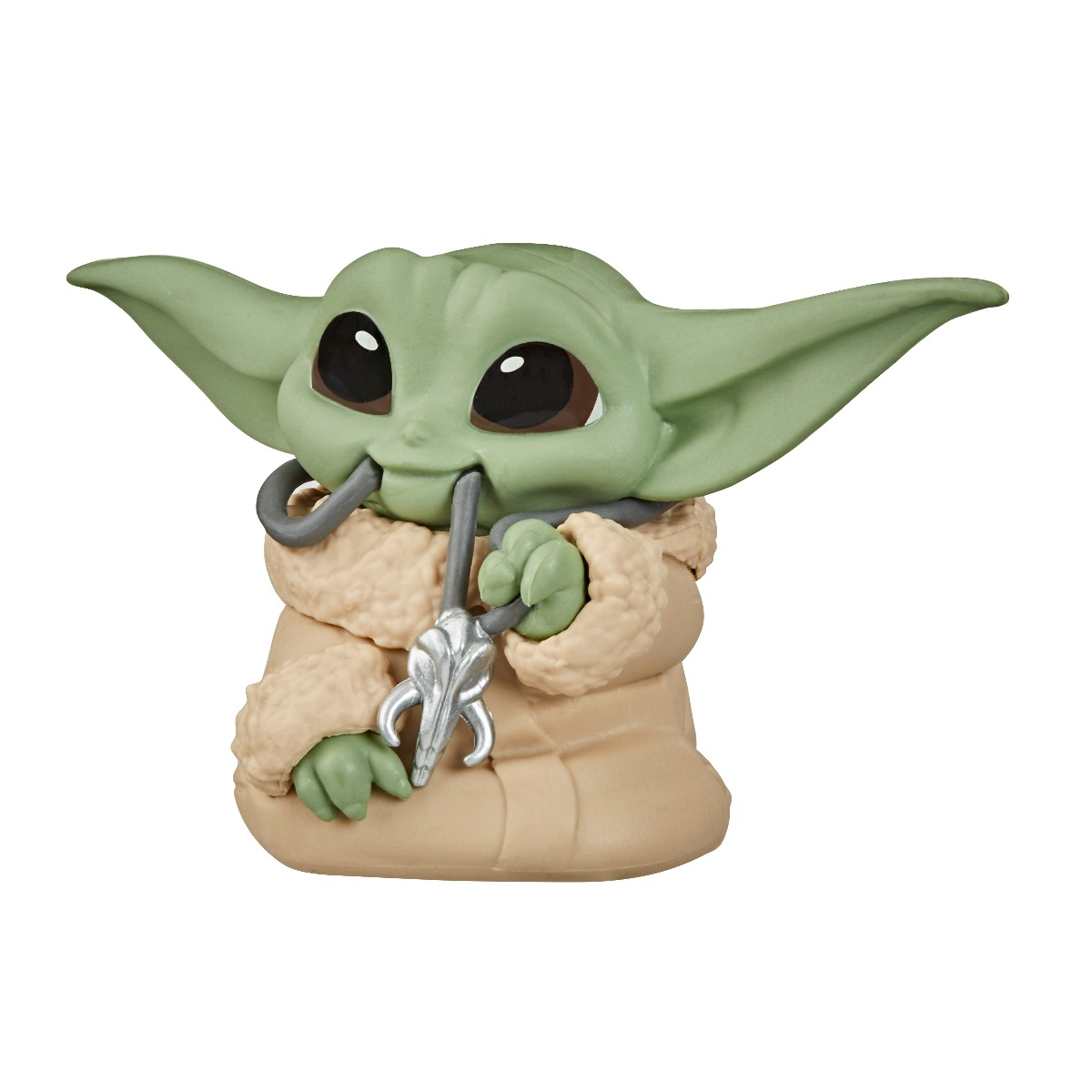 Figurina Star Wars Baby Yoda, Necklace, F14805L00, 6 cm