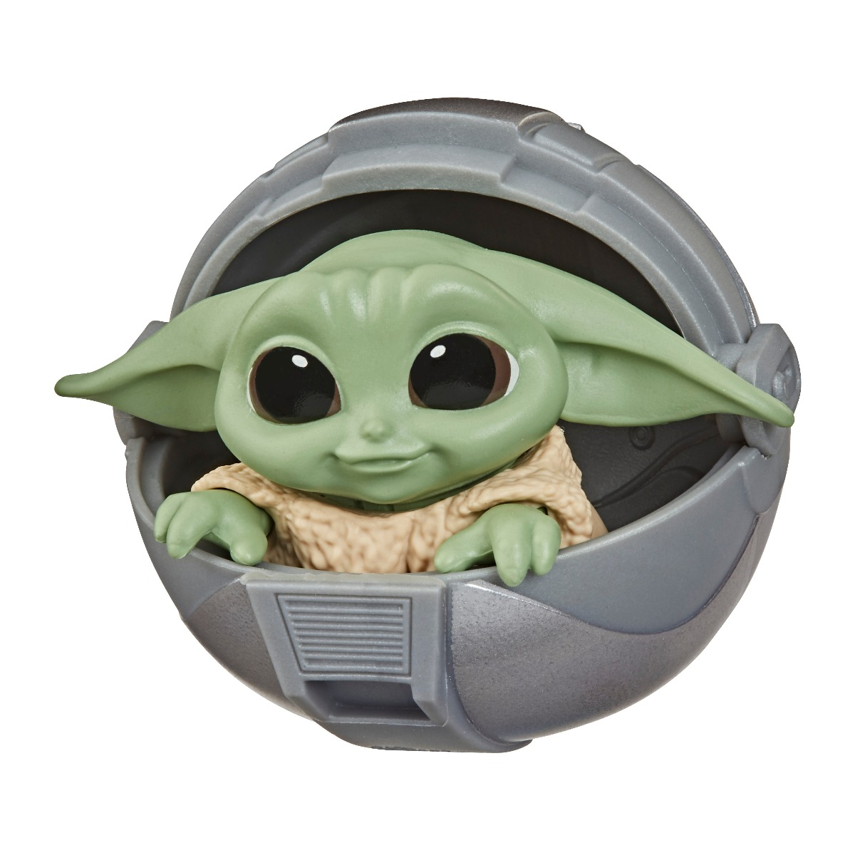 Figurina Star Wars Baby Yoda, Crib, F14815L00, 6 cm