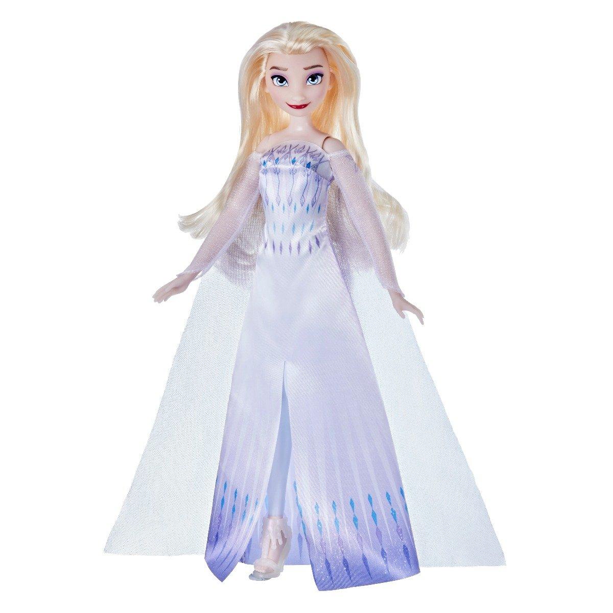 Papusa Disney Frozen 2, Elsa Regina Zapezii