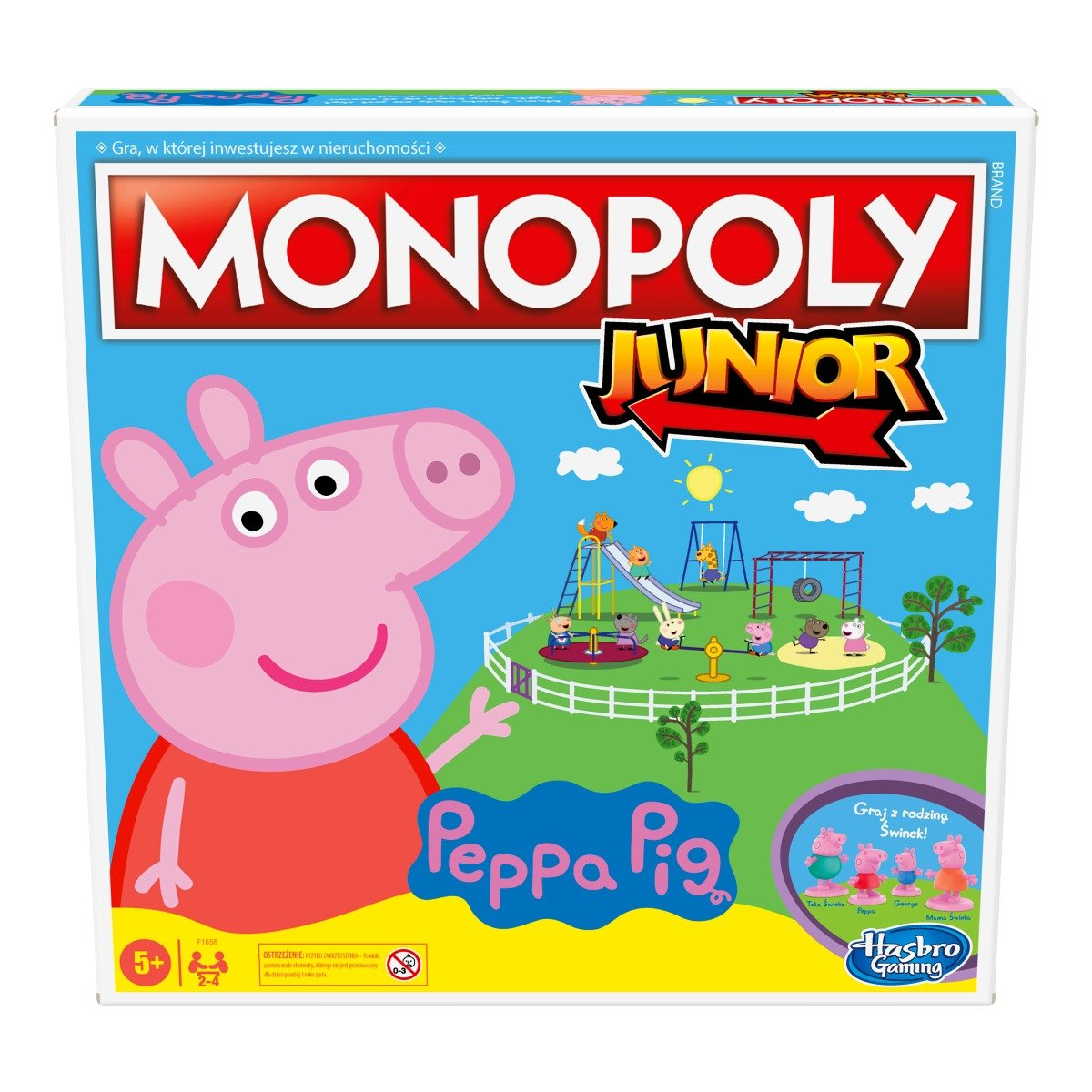 Joc Monopoly Junior, Peppa Pig