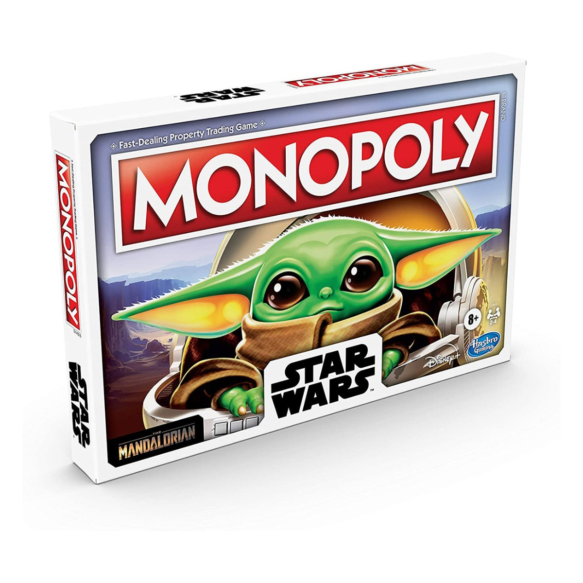 Joc Monopoly Star Wars The Mandalorian The Child (Baby Yoda)