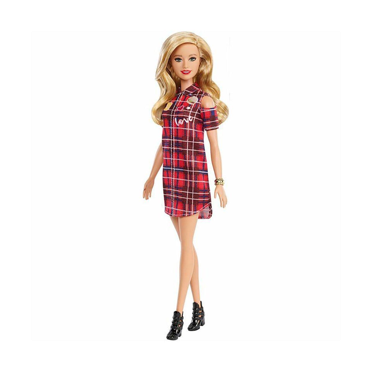 Papusa Barbie Fashionistas - Style, GBK09 imagine