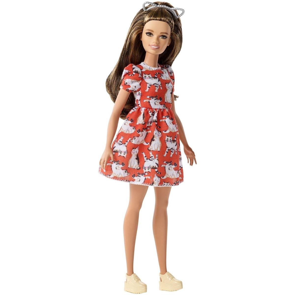 Papusa Barbie Fashionistas - Style, FJF58