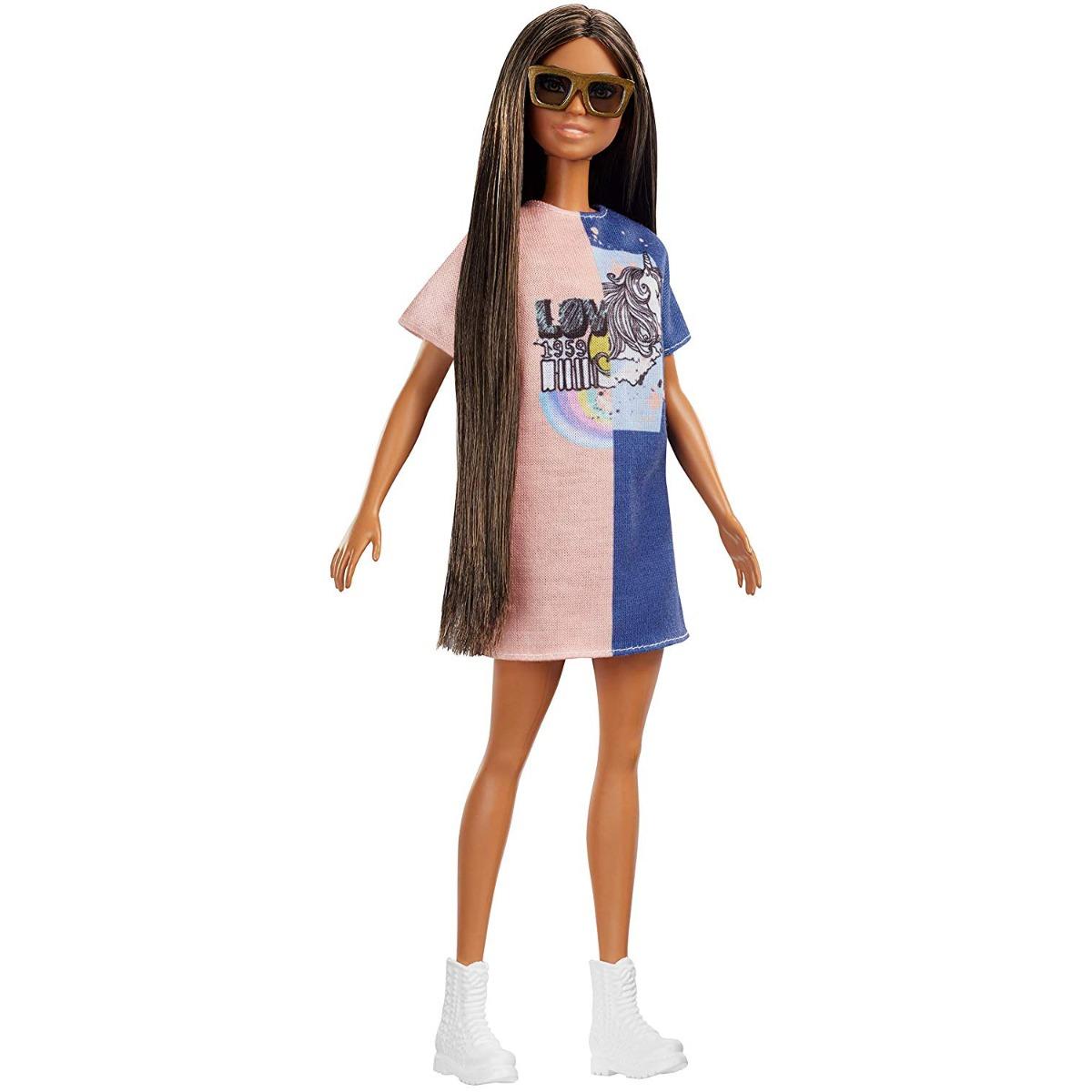 Papusa Barbie Fashionistas - Style, FXL43