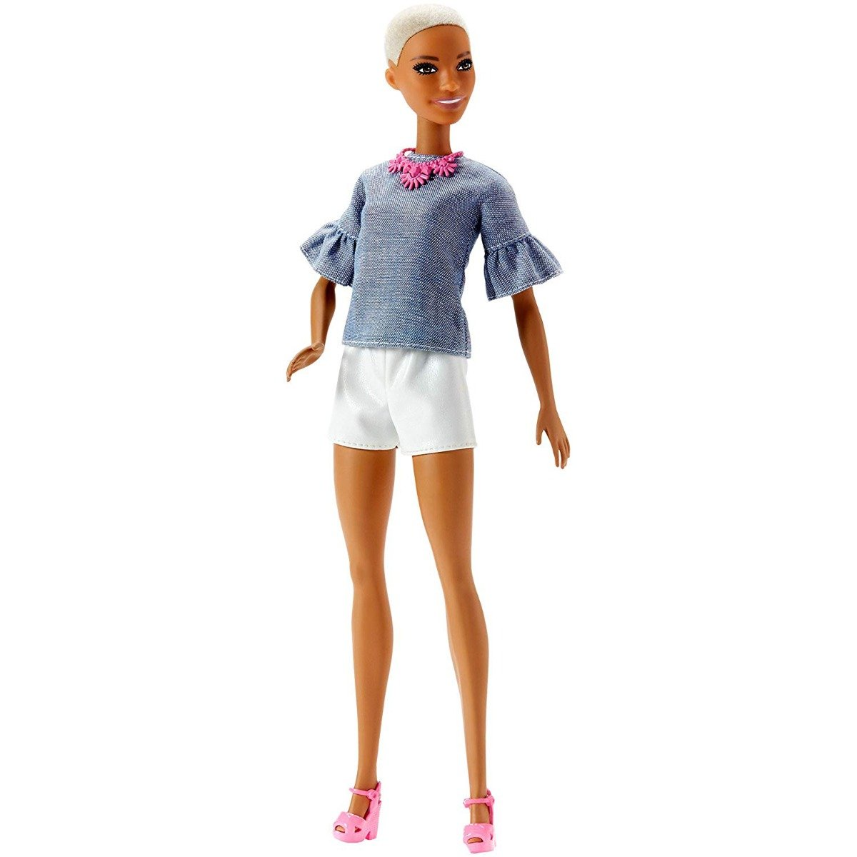 Papusa Barbie Fashionistas - Style, FHY40 imagine