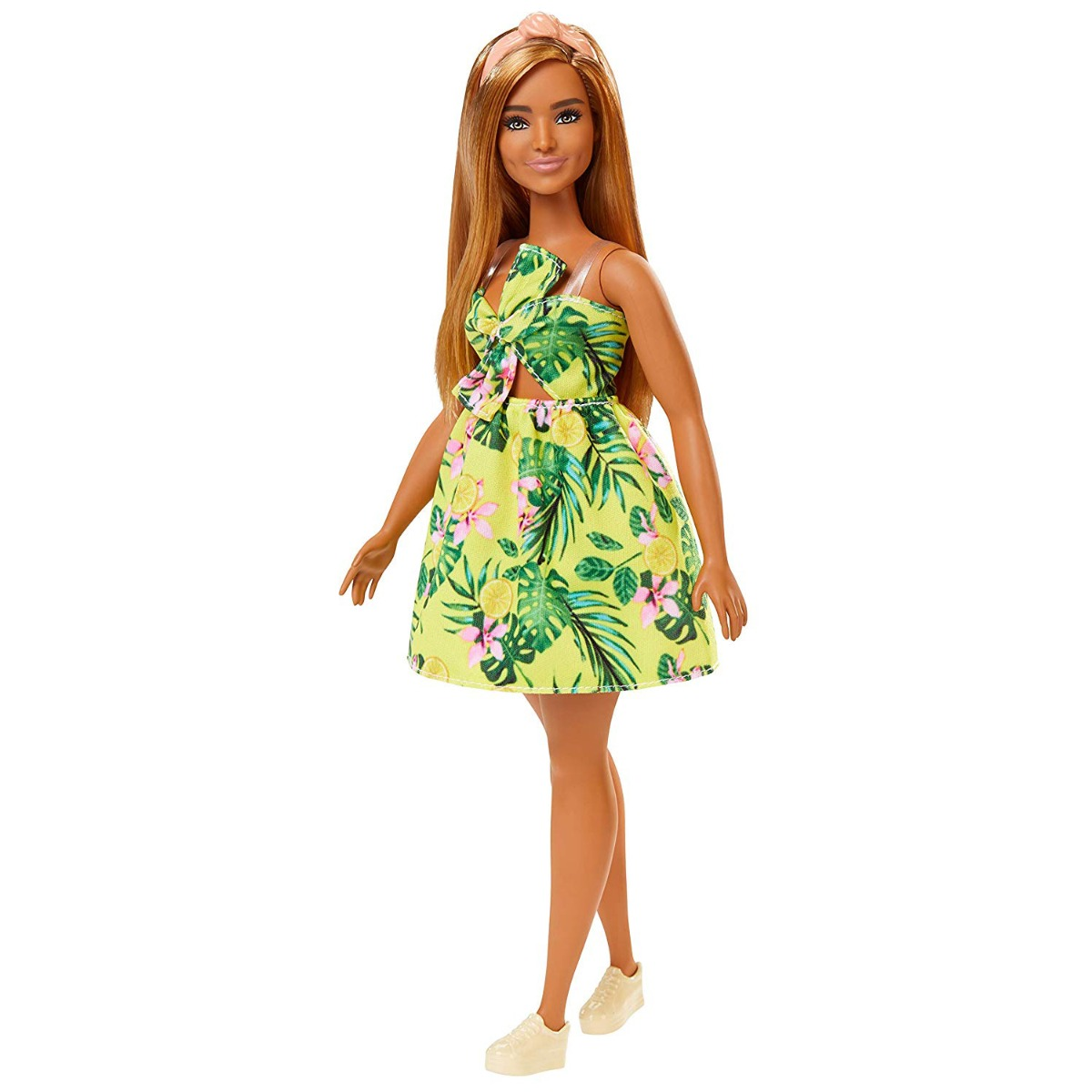 Papusa Barbie Fashionistas 126, FXL59