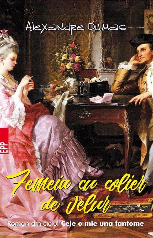 Femeia cu colier de velur, Alexandre Dumas
