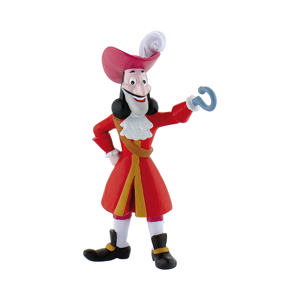 figurina bullyland capitanul hook