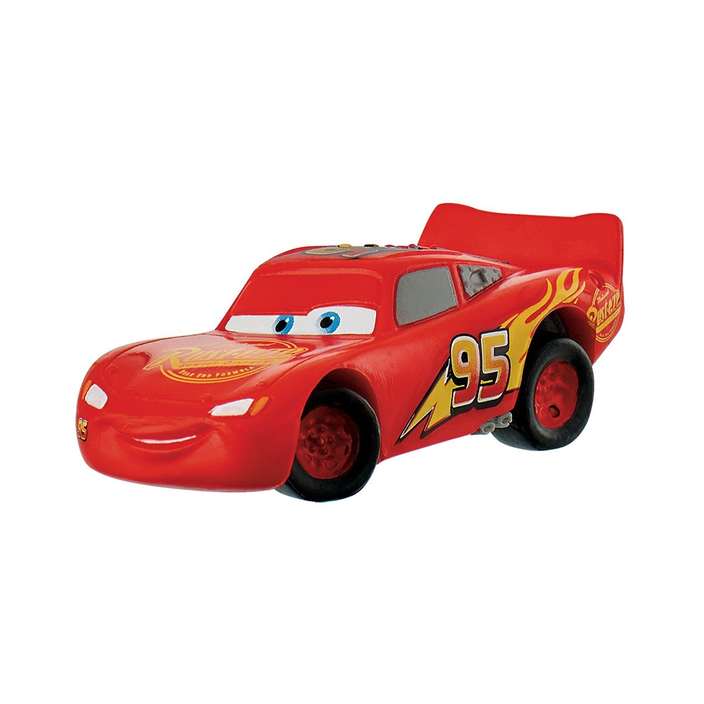 figurina bullyland cars 3 - fulger mcqueen