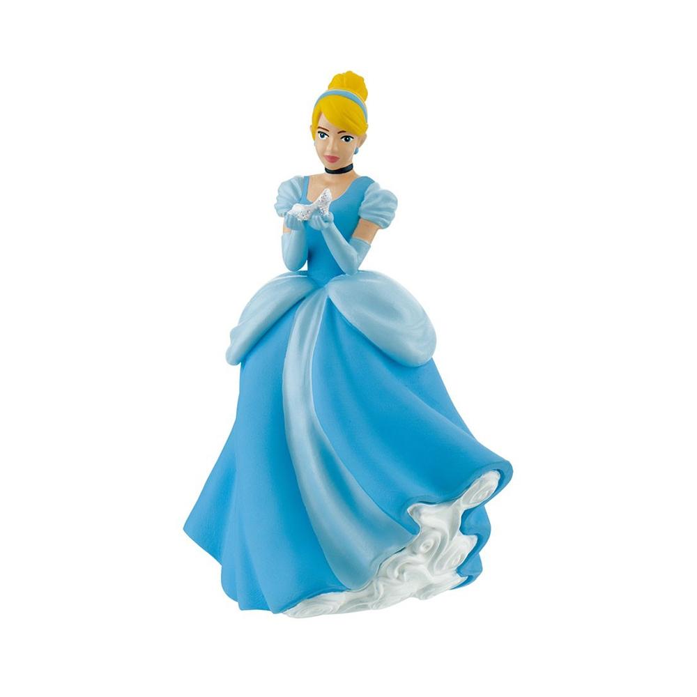 figurina bullyland disney princess - cenusareasa si pantoful de cristal