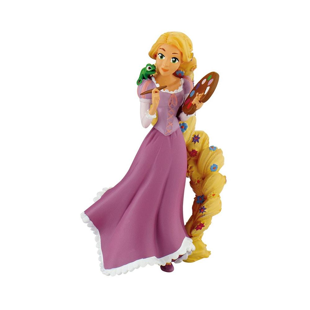 figurina bullyland disney princess - rapunzel
