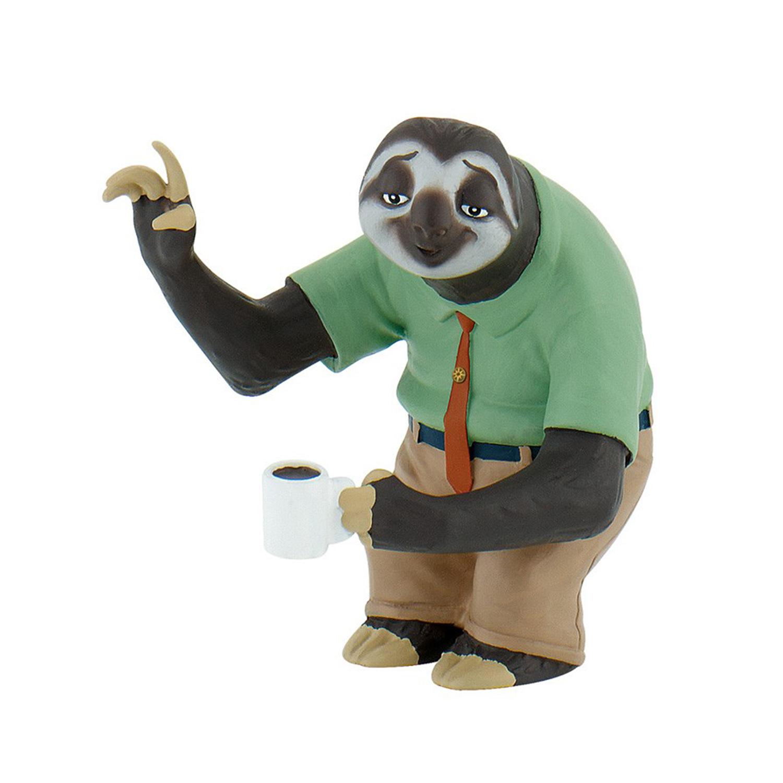 figurina bullyland disney zootropolis - flash
