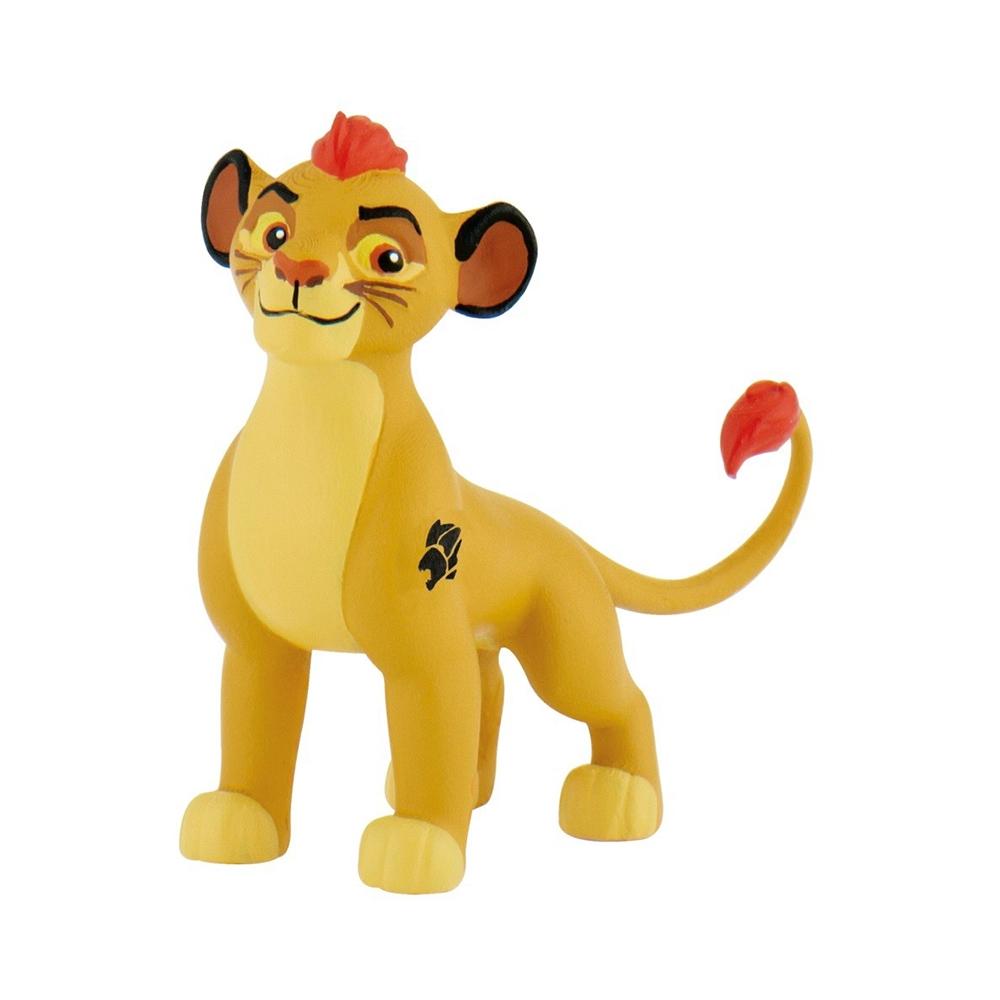 figurina bullyland garda felina - kion