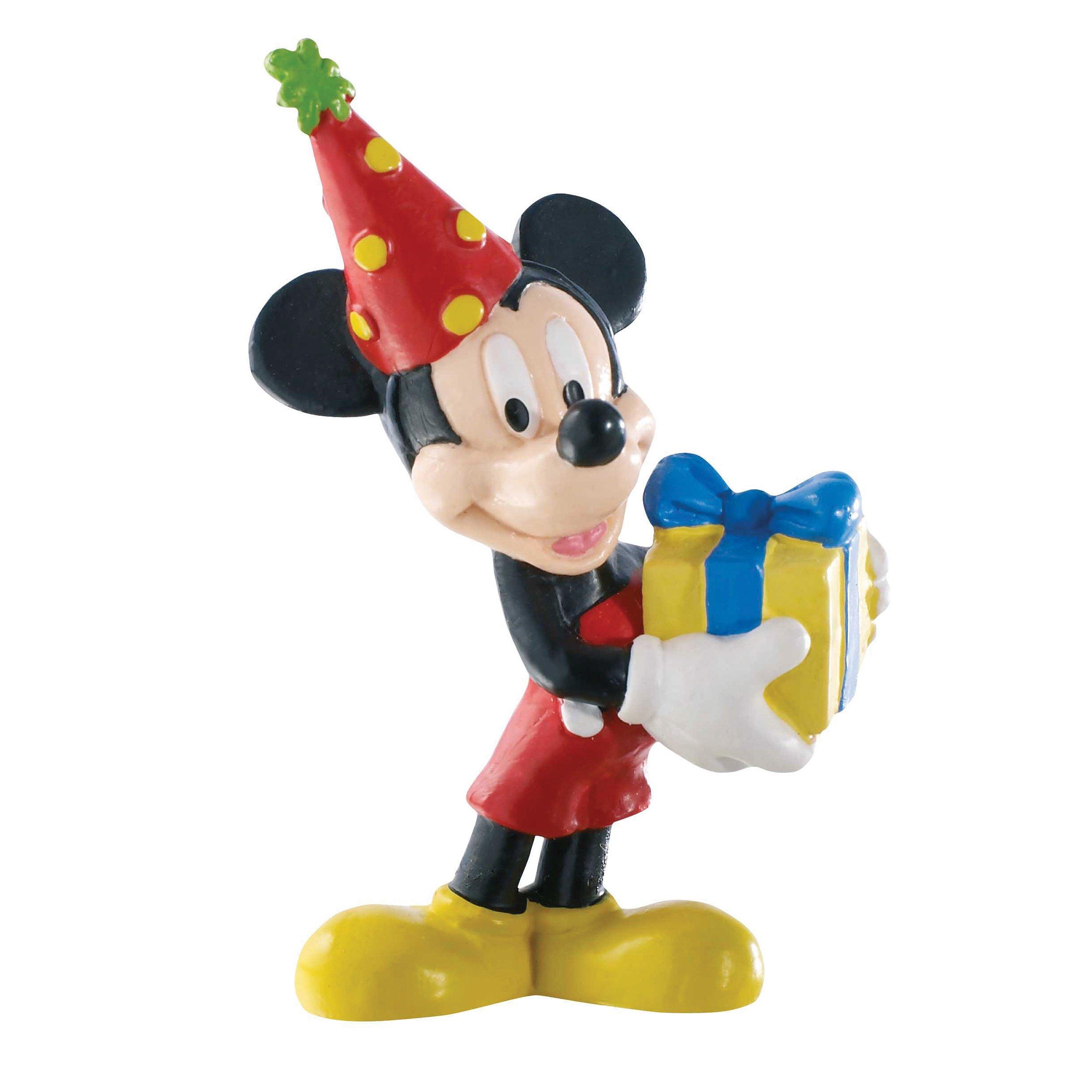 figurina bullyland mickey mouse - aniversare