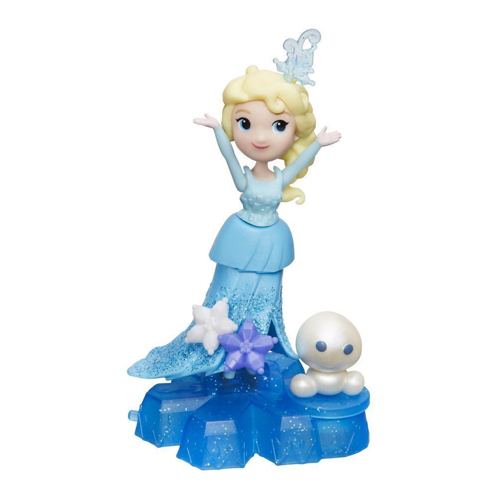 figurina disney frozen glide 'n go - elsa