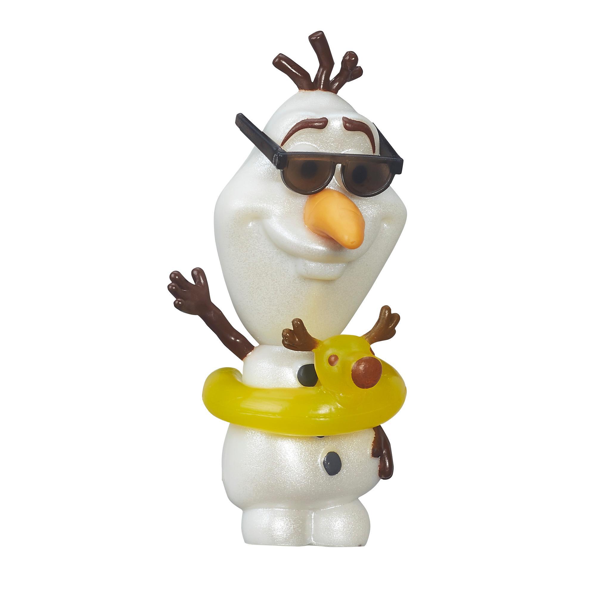 figurina disney frozen micul regat - olaf, 7.5 cm