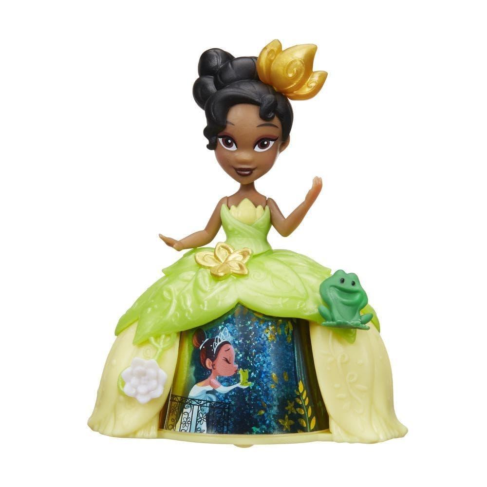 Figurina Disney Princess cu rochie magica - Tiana