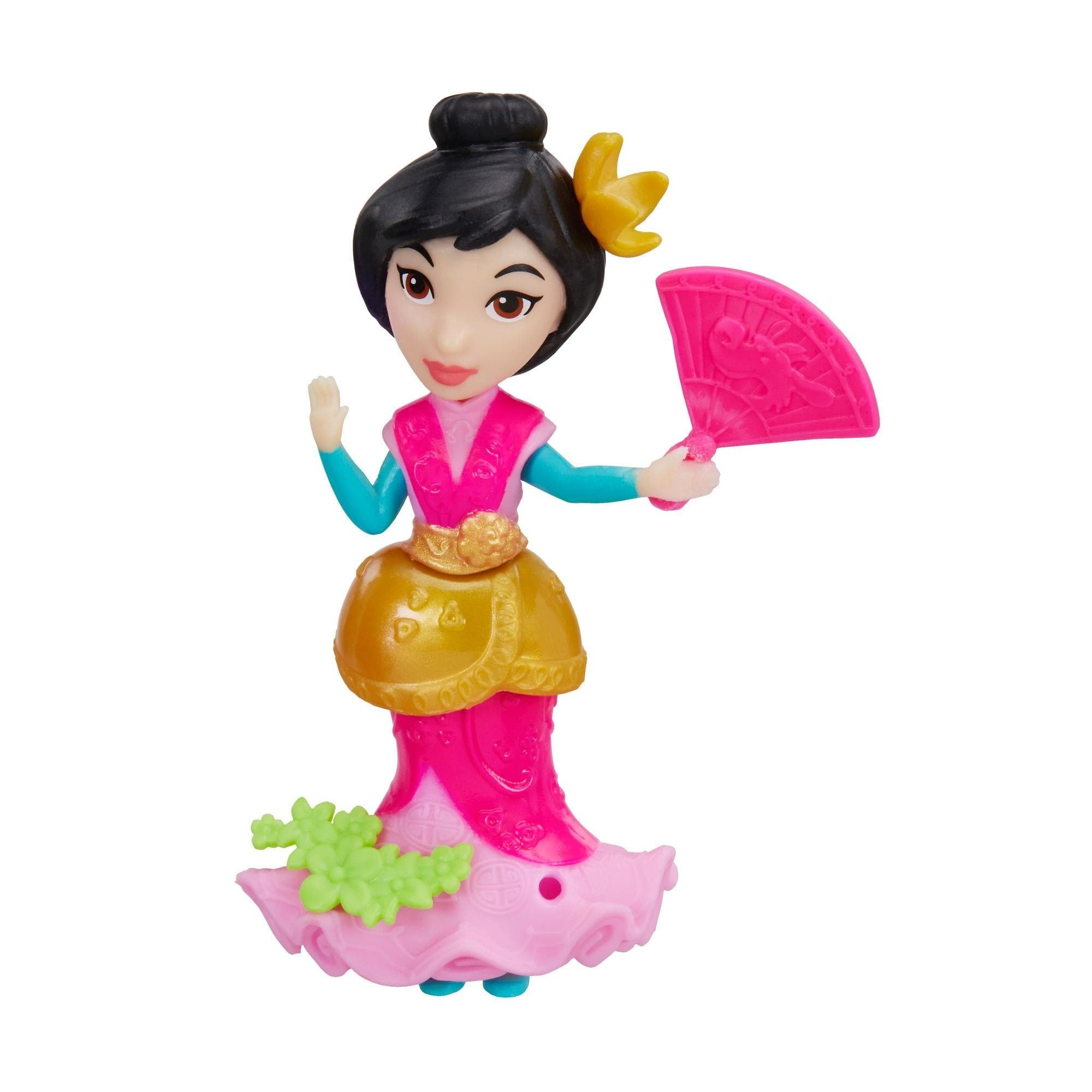 figurina disney princess little kingdom - mulan