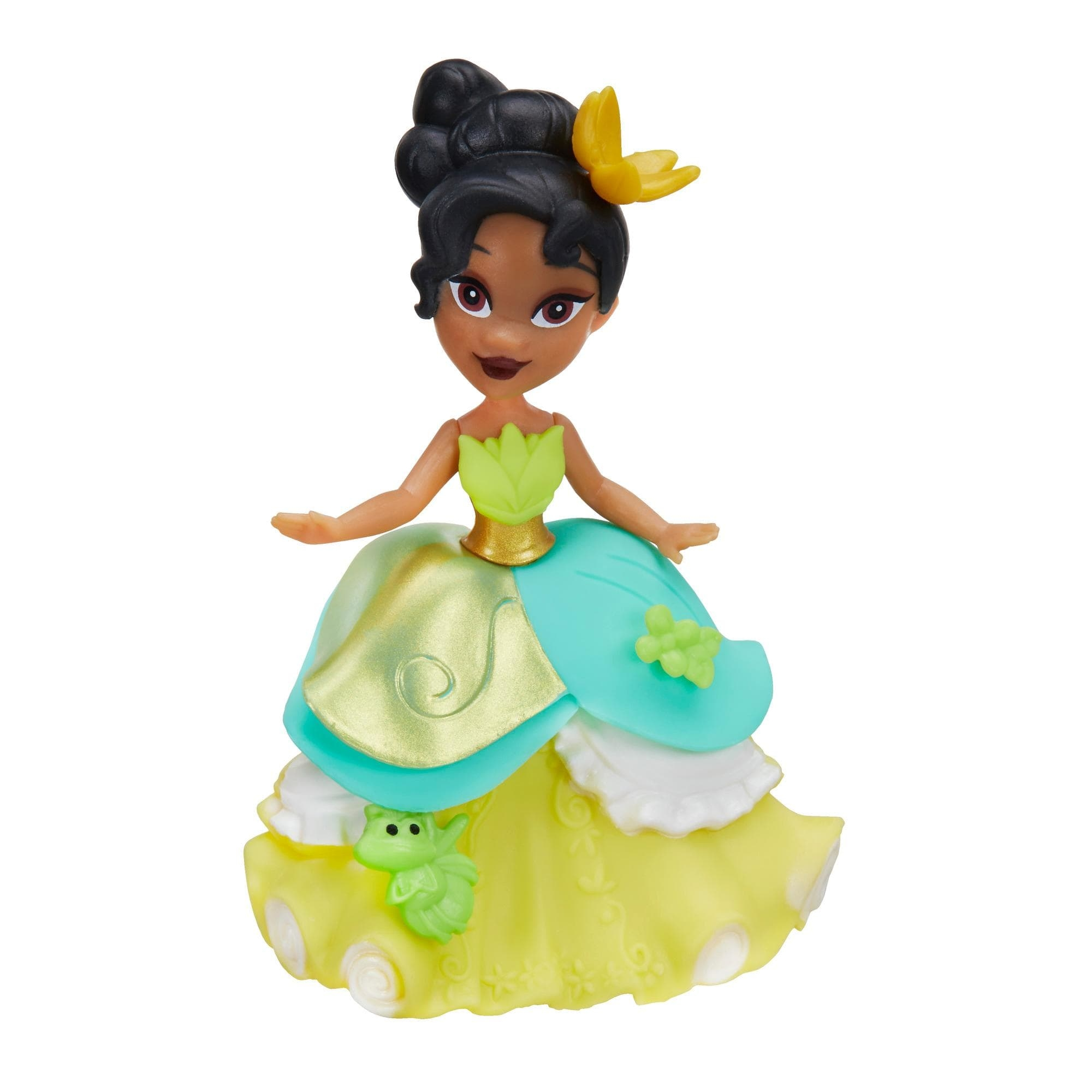figurina disney princess little kingdom - tiana