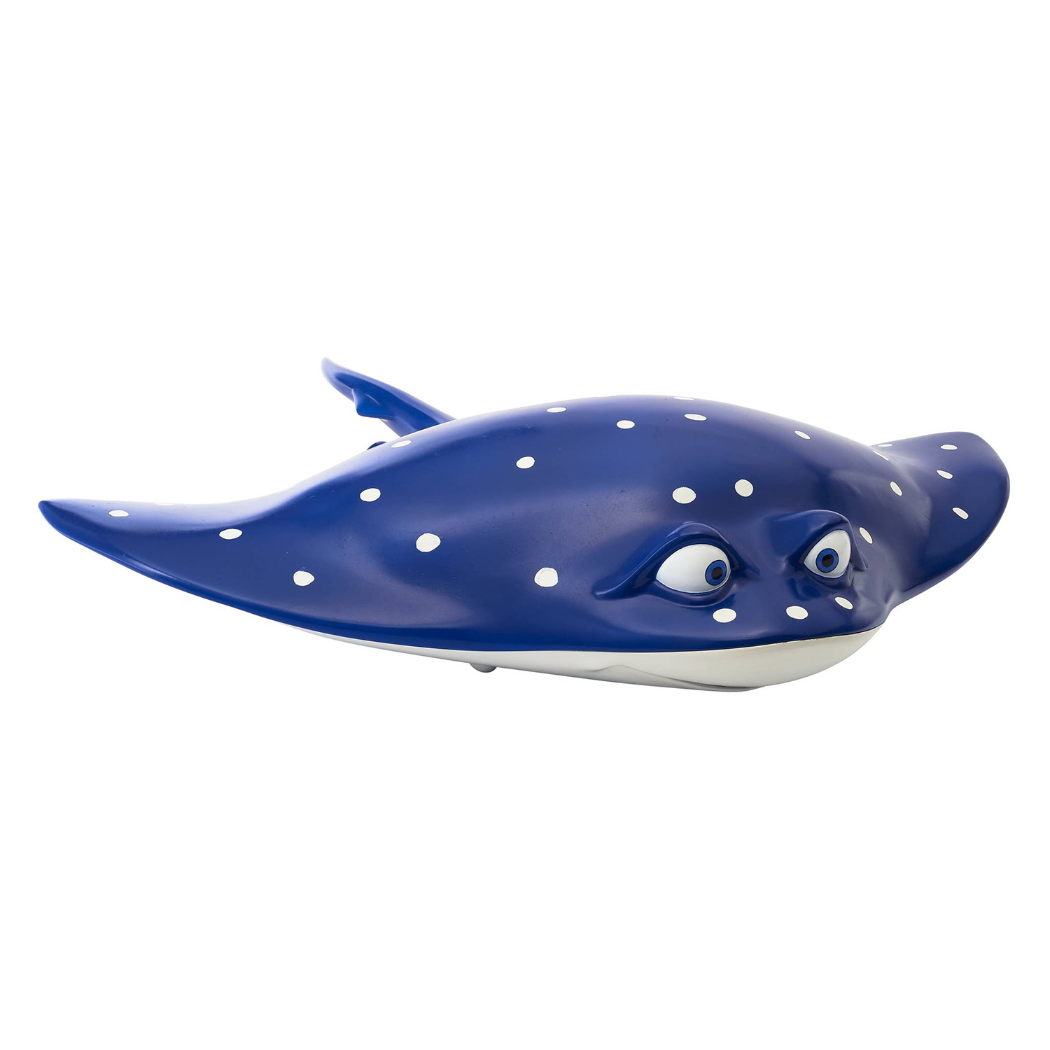 figurina finding dory - swiggle fish mr. ray