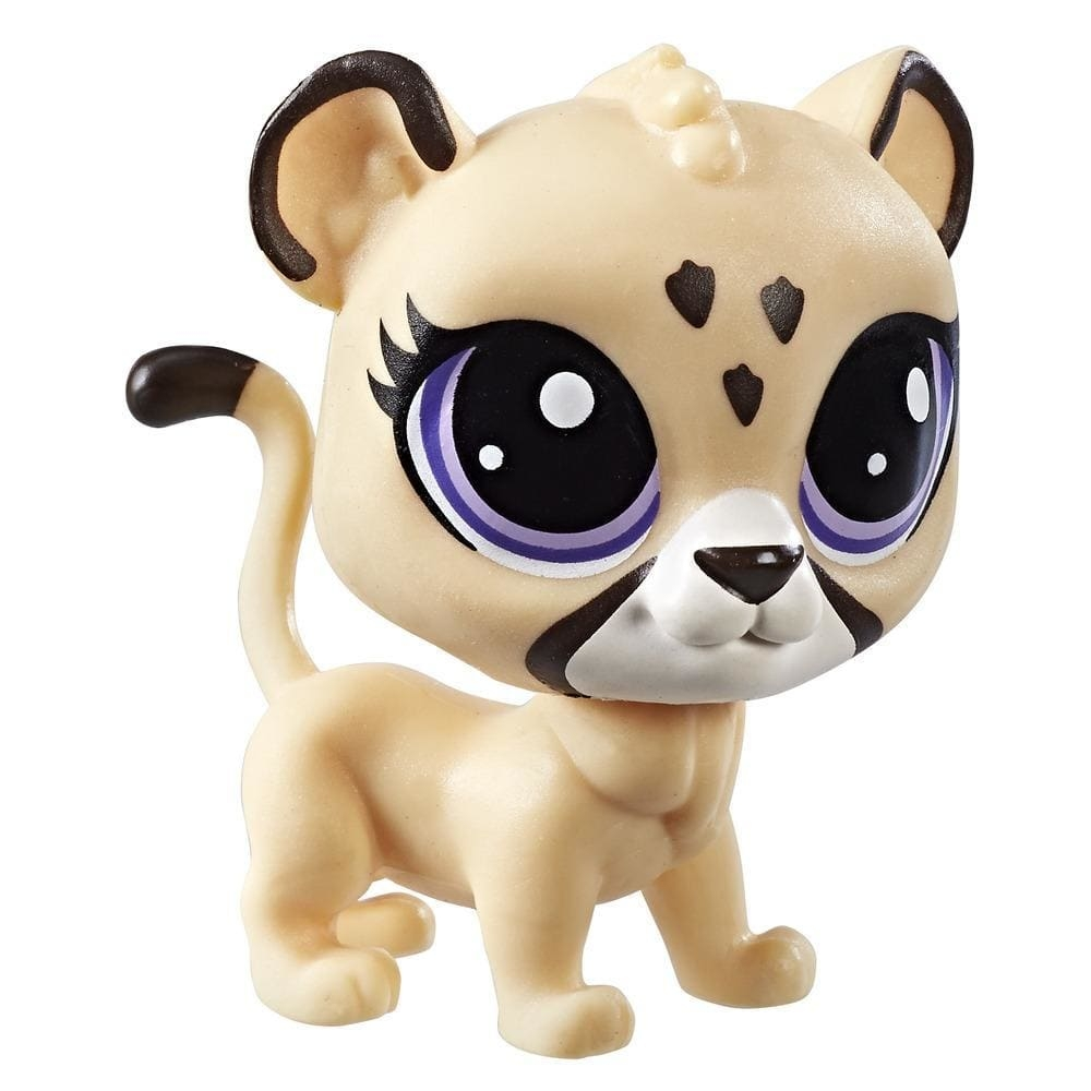 figurina littlest pet shop seria 1 - jane jagmore