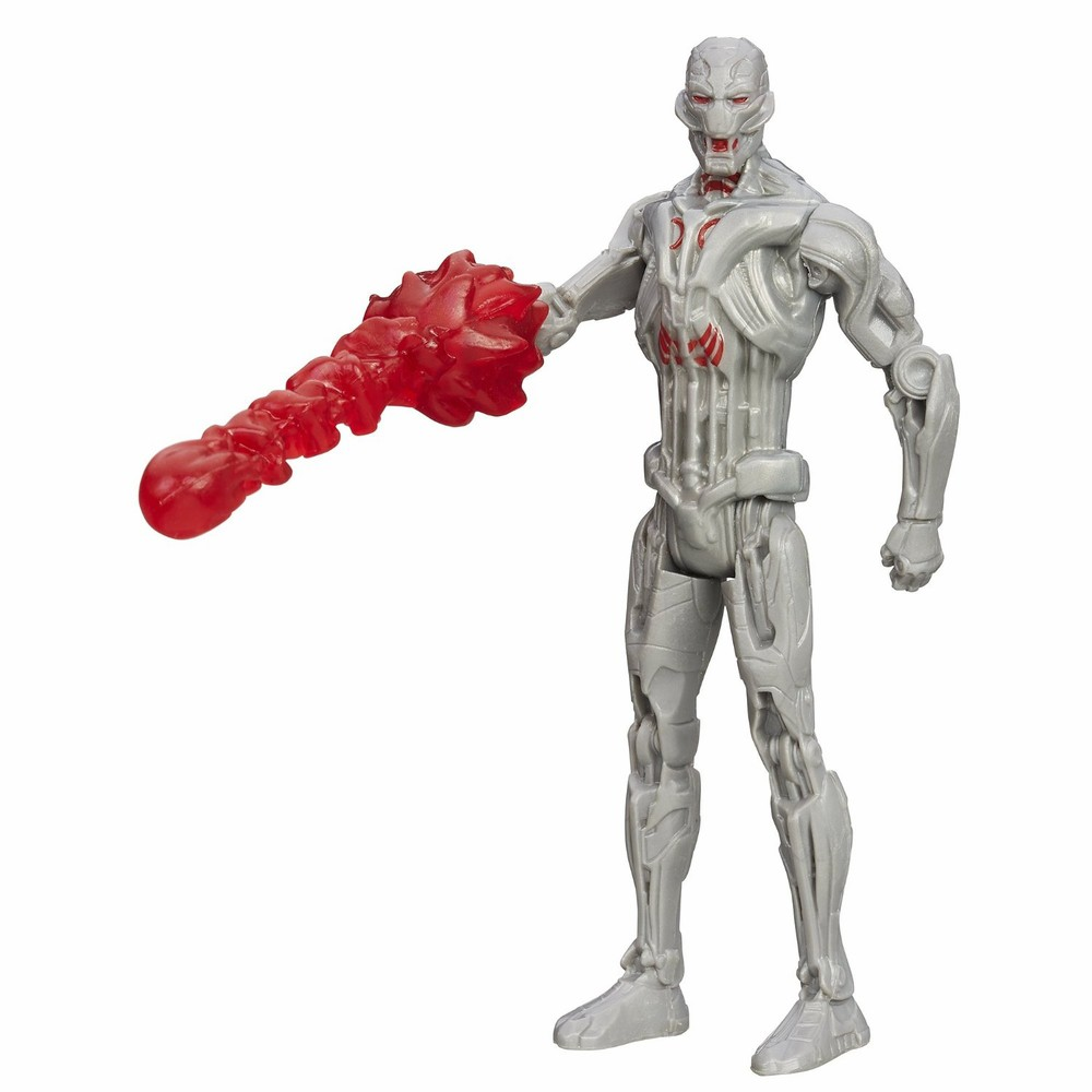 Figurina Marvel Avengers All Star - Ultron 2.0, 9.5 cm