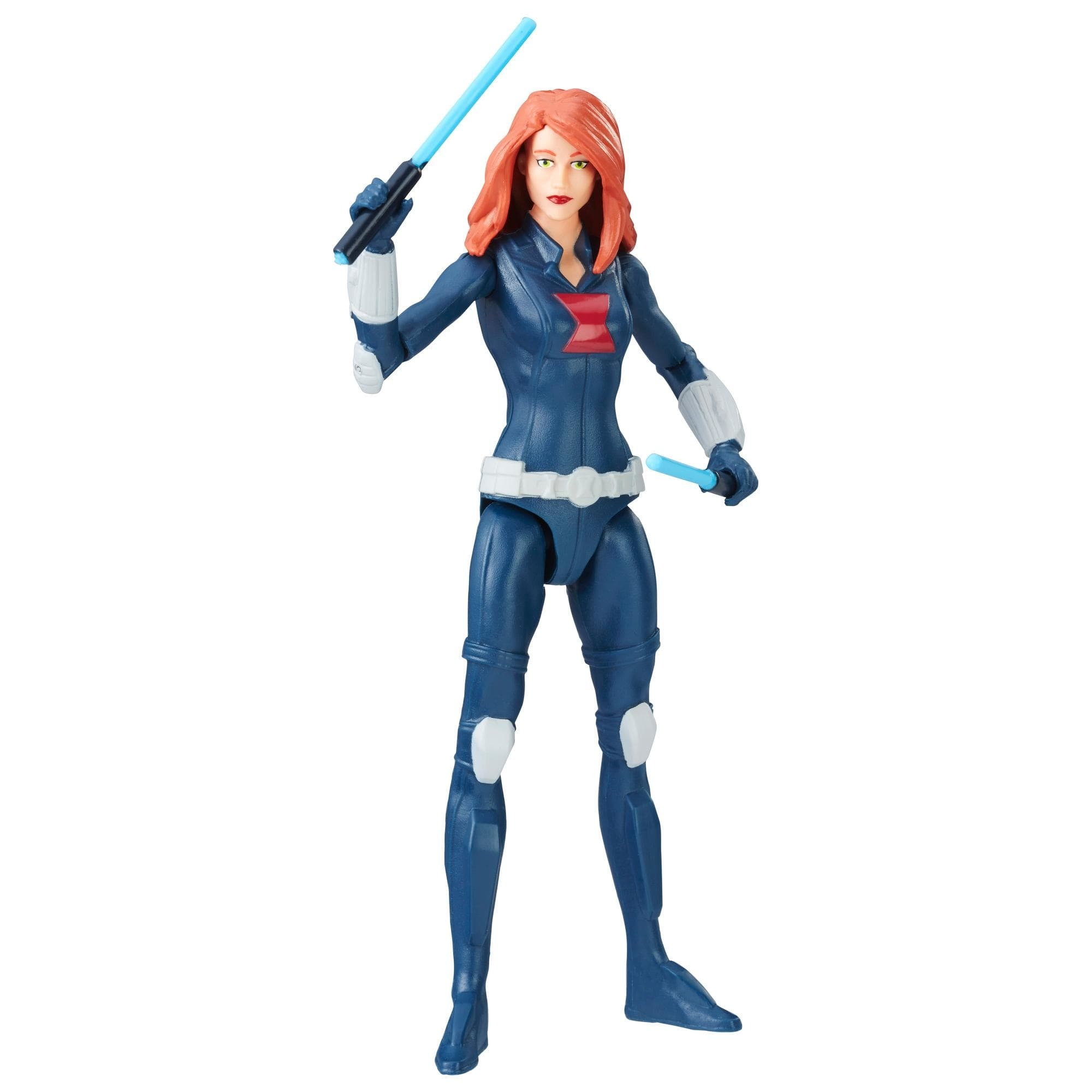figurina marvel avengers - black widow, 15 cm