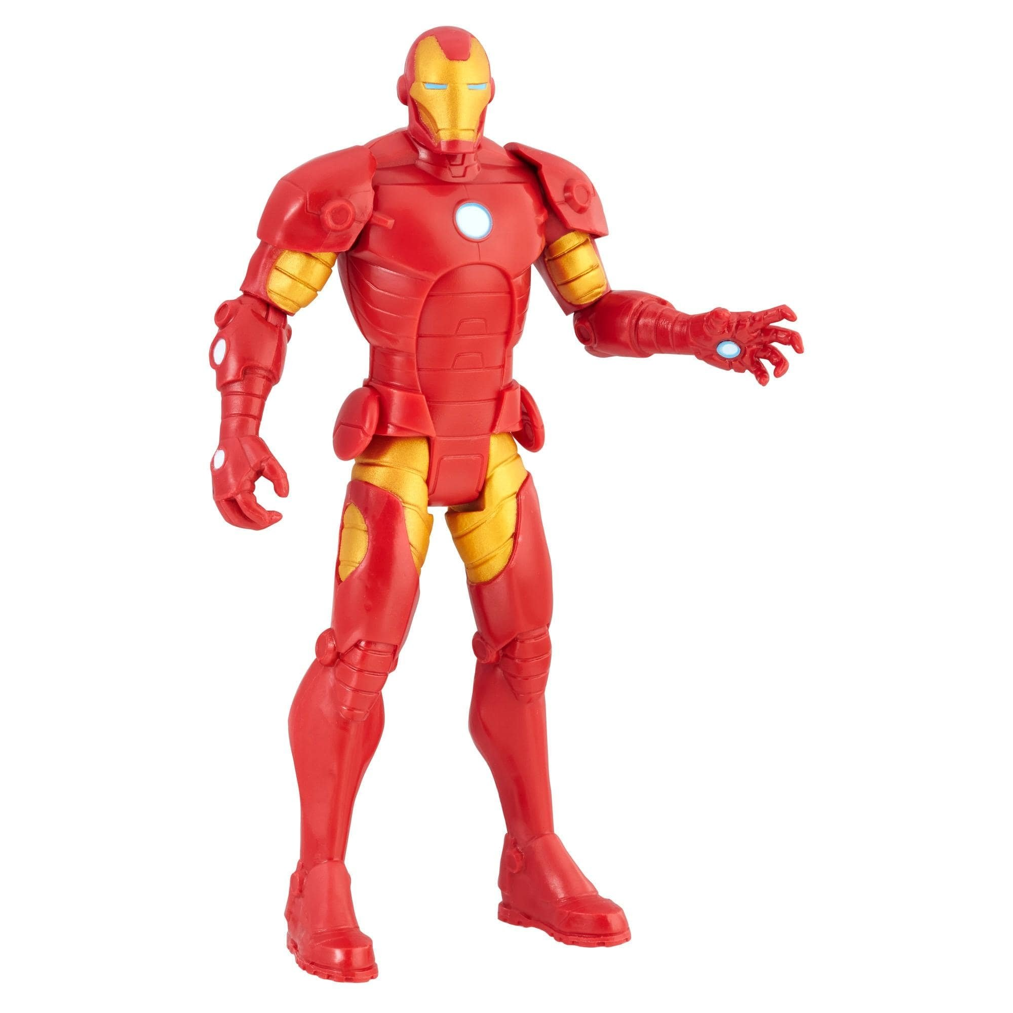 figurina marvel avengers - iron man, 15 cm