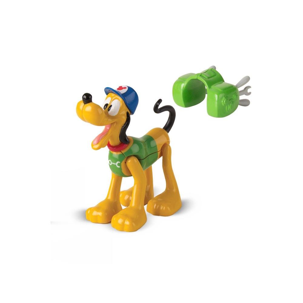 Figurina Mickey si Pilotii de curse - Pluto