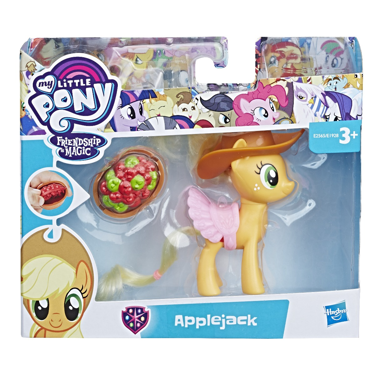 Figurina Ponei In Tinuta Magica, My Little Pony - Applejack