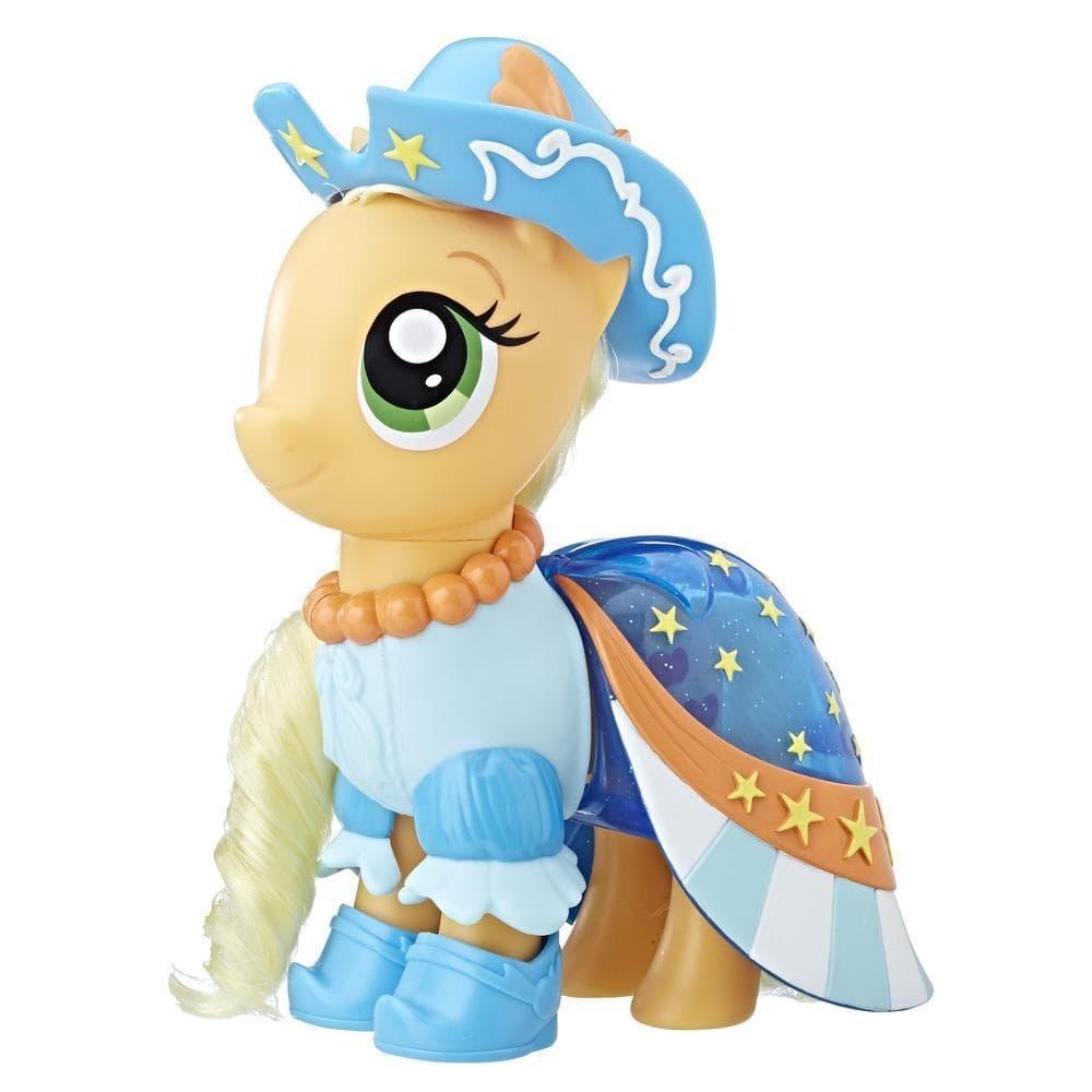 figurina my little pony cu tinute de gala - applejack