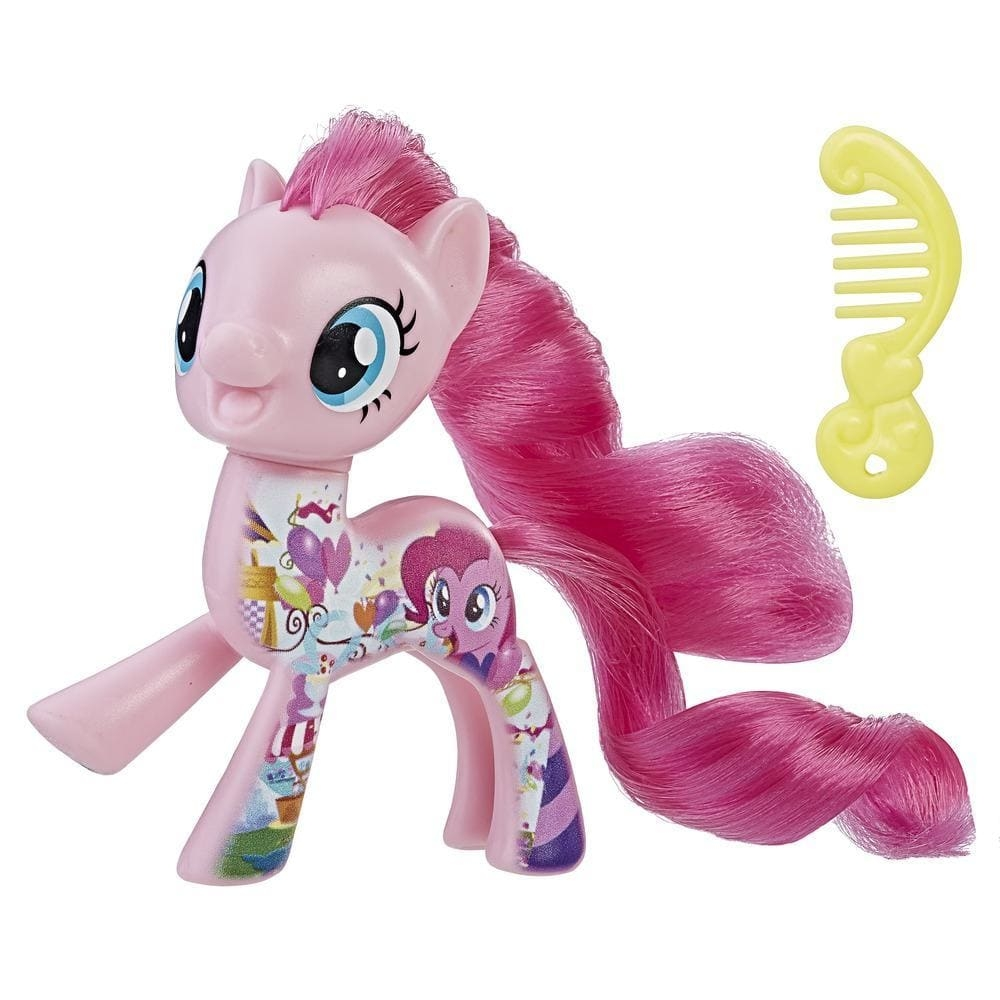 Figurina My Little Pony Friends - All About Pinkie Pie, 7.6 cm