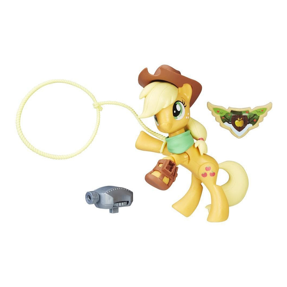 Figurina My Little Pony Gardienii Armoniei - Applejack