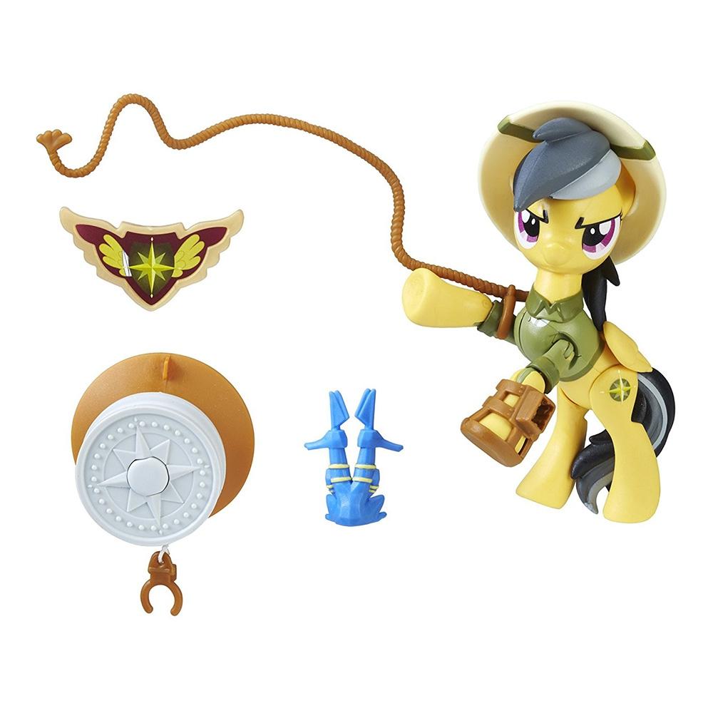 figurina my little pony gardienii armoniei - daring do dazzle