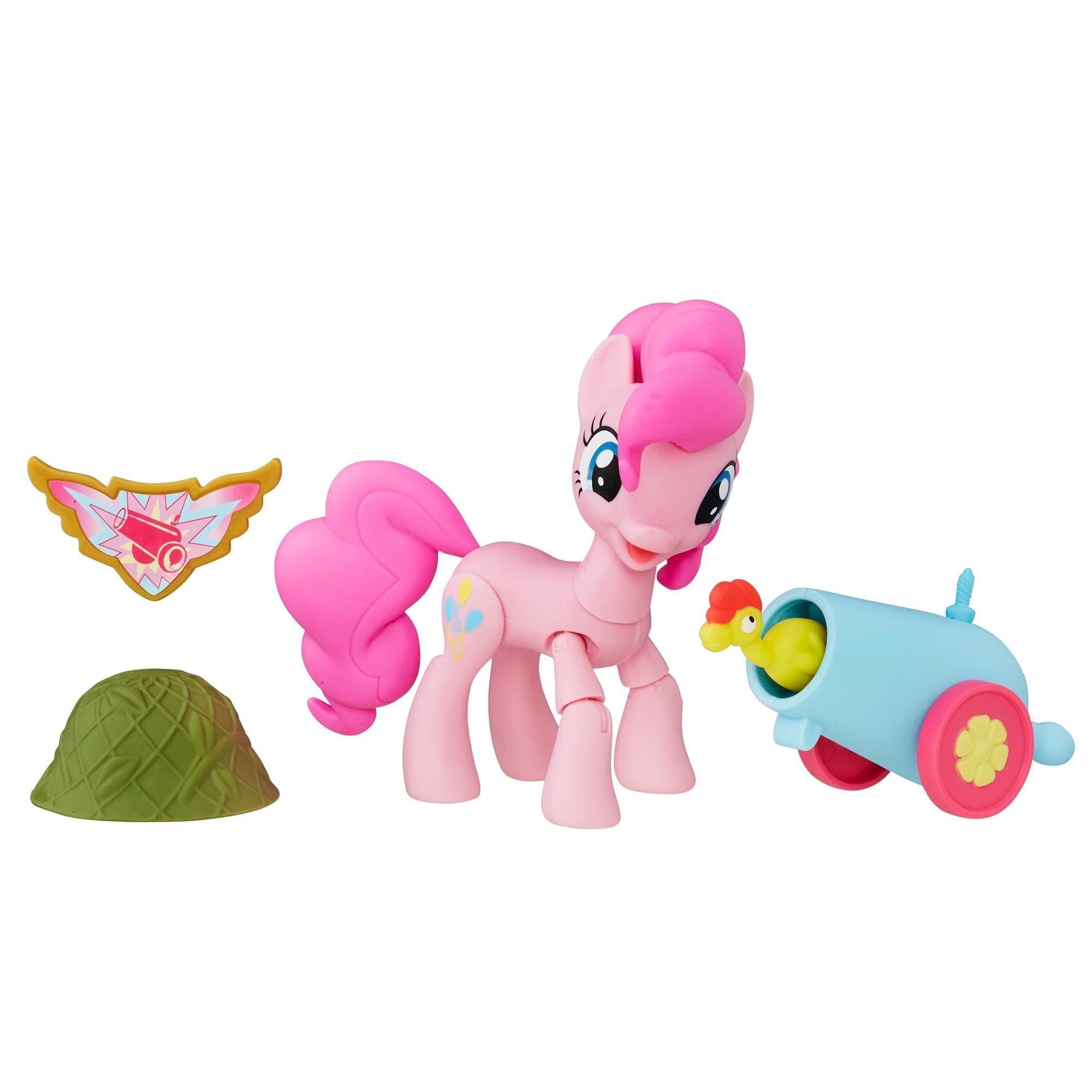 figurina my little pony gardienii armoniei - pinkie pie