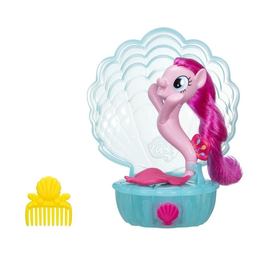 figurina my little pony ponei de mare cu sunete - pinkie pie