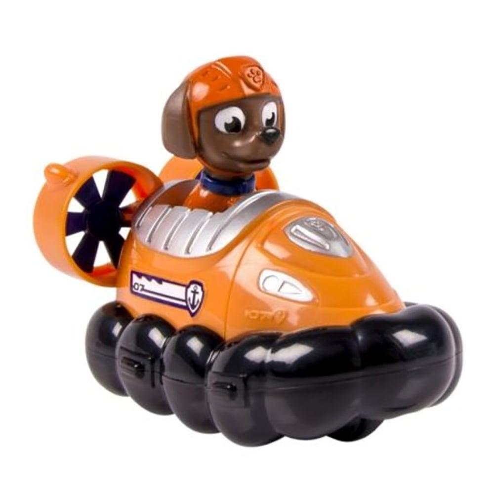 Figurina Paw Patrol Jungle Rescue - Aeroglisor si Zuma