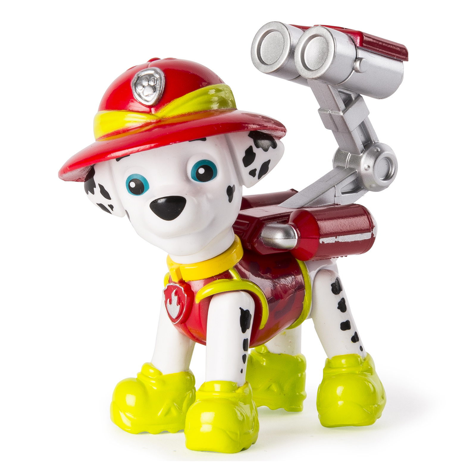 figurina paw patrol jungle rescue - marshall