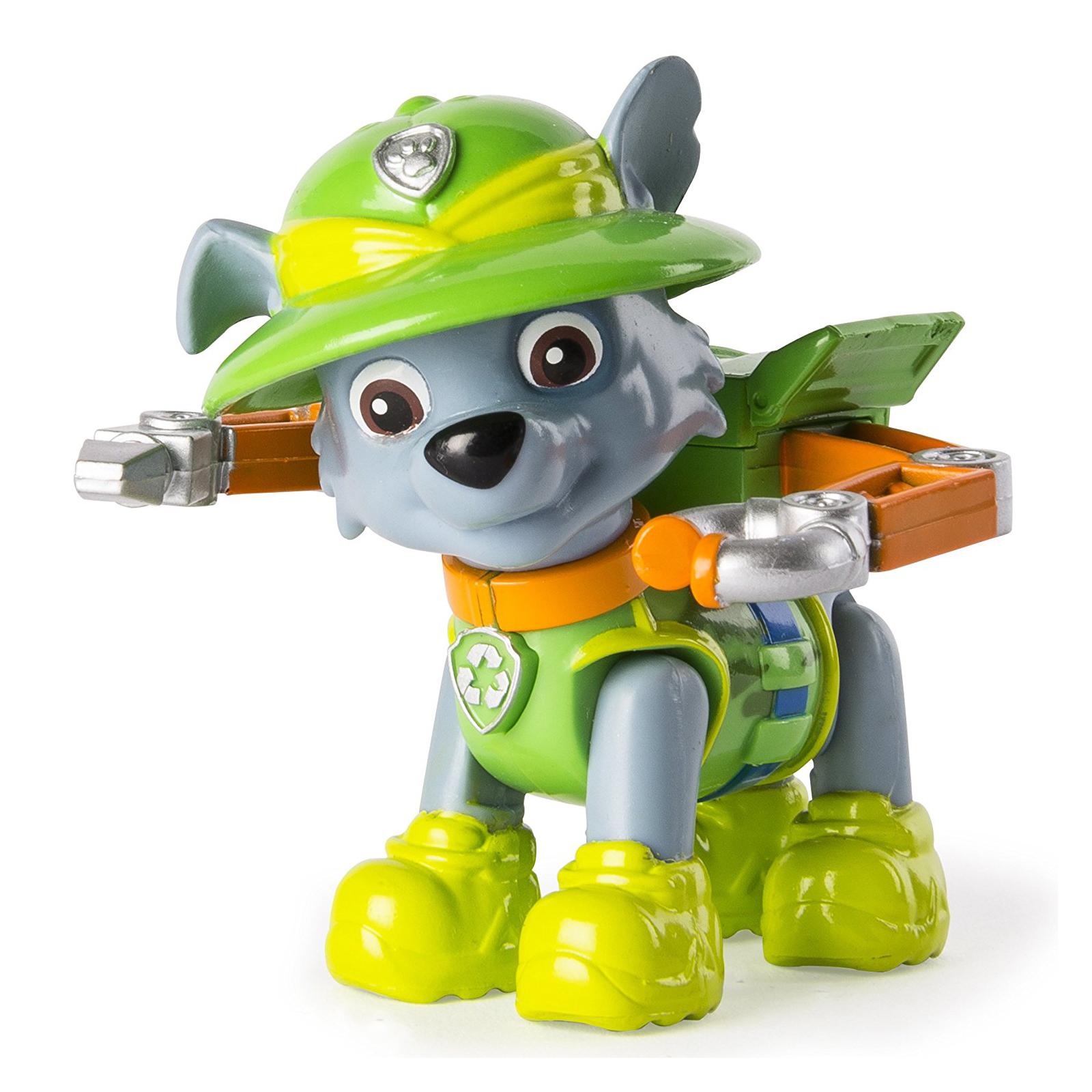 Figurina Paw Patrol Jungle Rescue - Rocky
