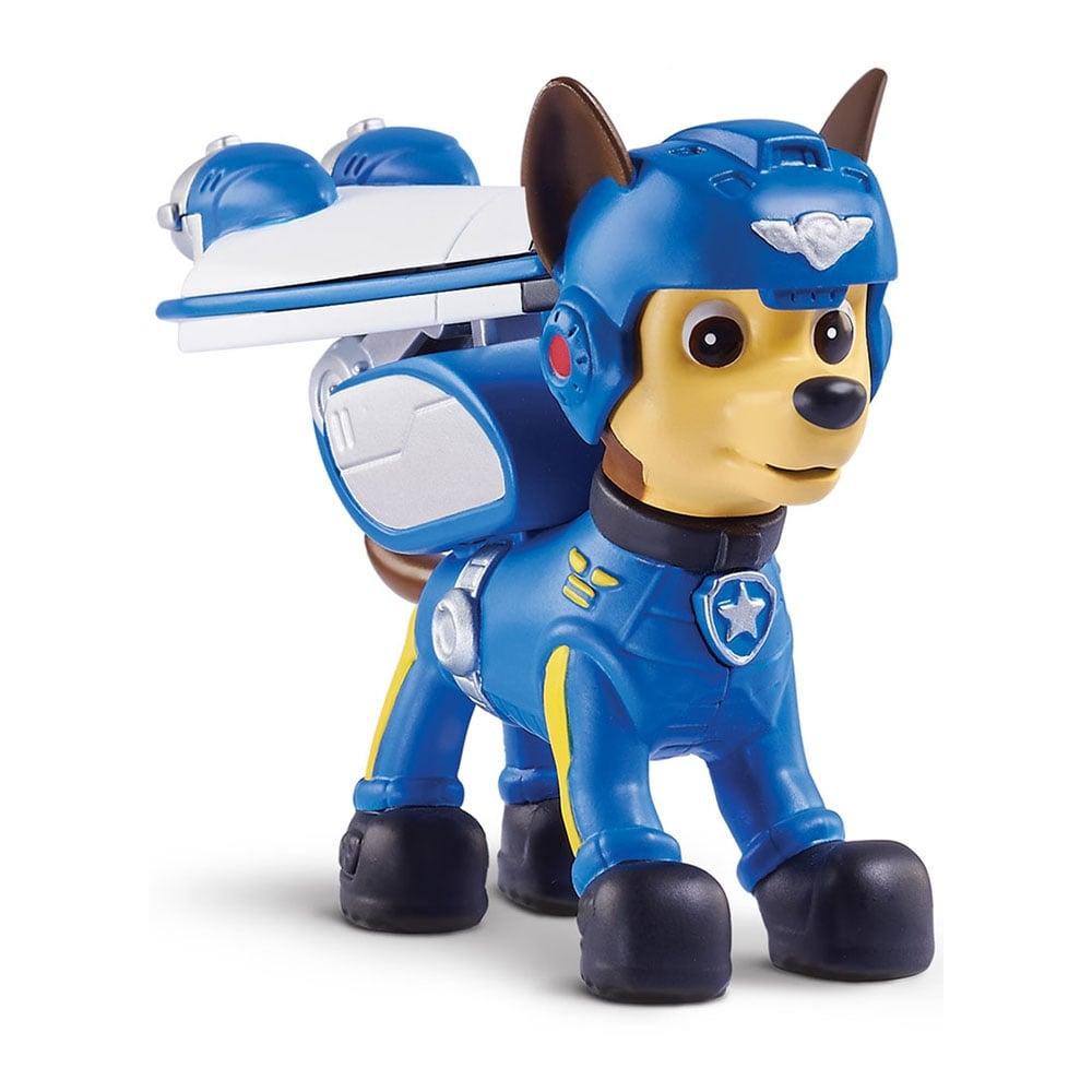 figurina paw patrol salvatorii aerieni - chase
