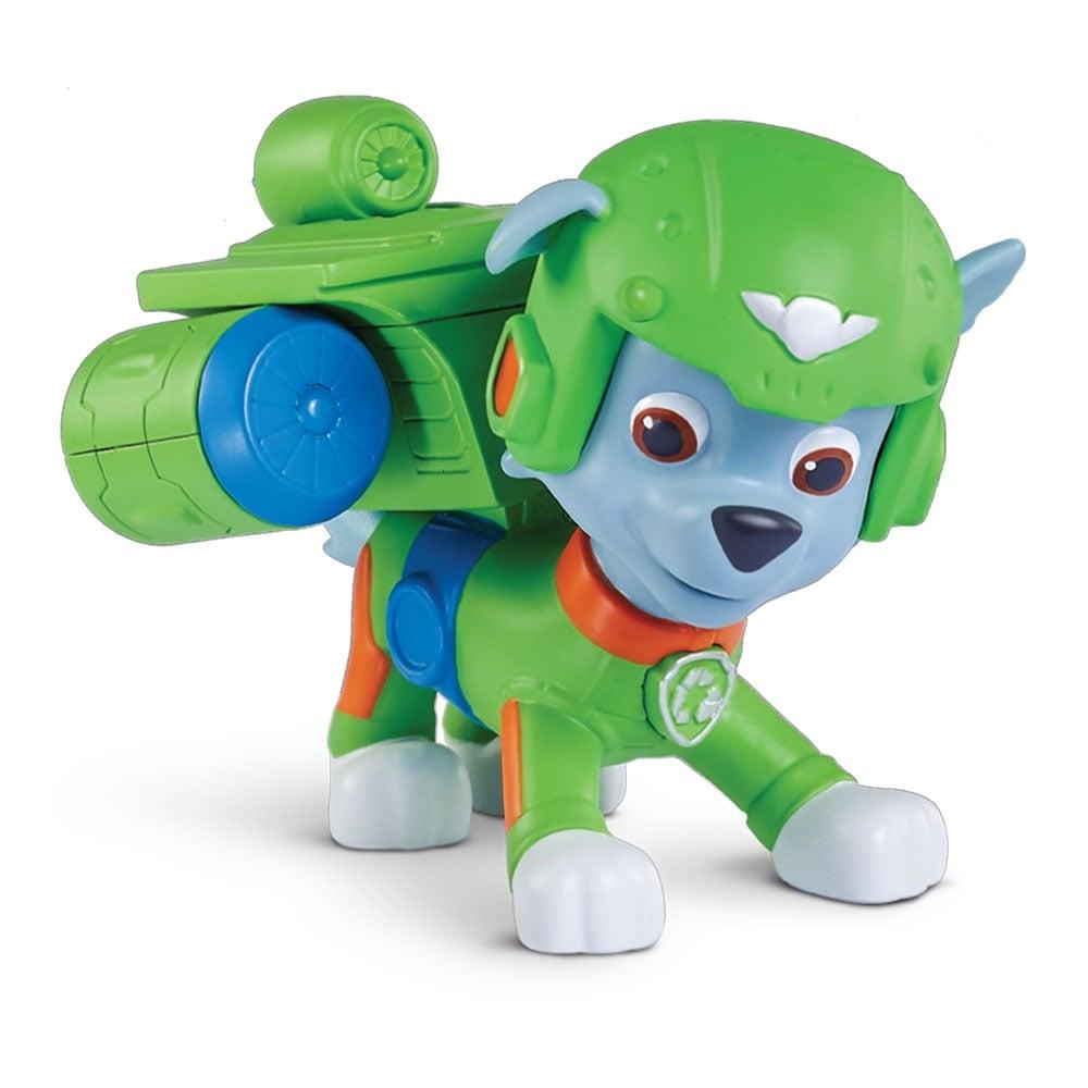 figurina paw patrol salvatorii aerieni - rocky