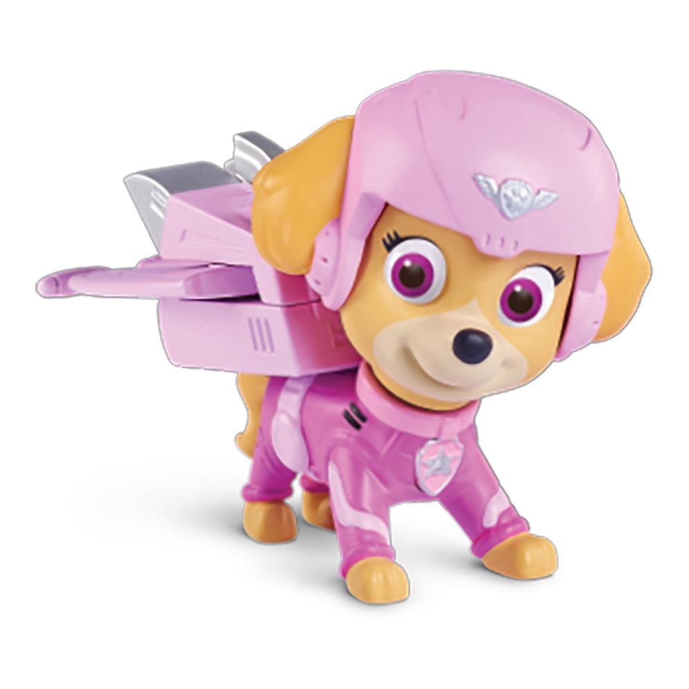 figurina paw patrol salvatorii aerieni - skye