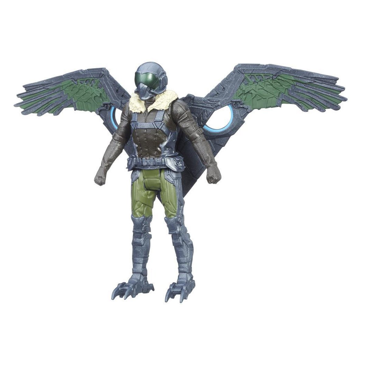 figurina spiderman homecoming - vulture cu aripi detasabile, 15 cm
