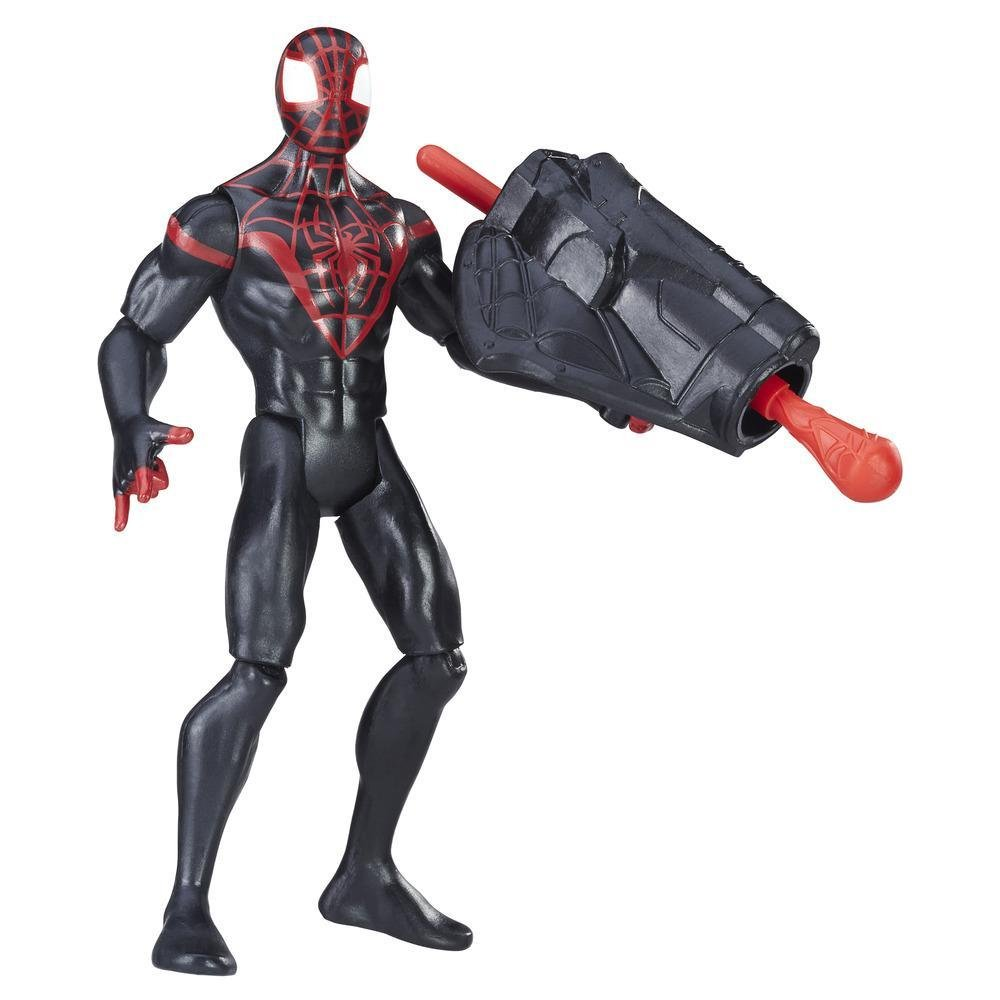 figurina spiderman marvel - kid arachnid